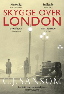 Skygge over London av C.J. Sansom (Heftet)
