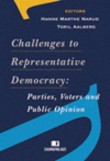 Challenges to representative democracy (Innbundet)