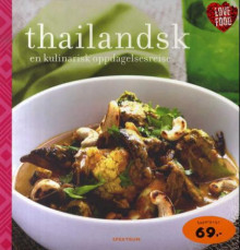 Thailandsk av Judy Williams (Innbundet)