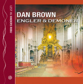 Engler og demoner av Dan Brown (Lydbok-CD)