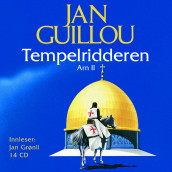 Tempelridderen av Jan Guillou (Lydbok-CD)