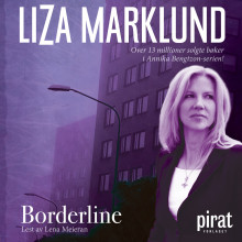 Borderline av Liza Marklund (Lydbok-CD)