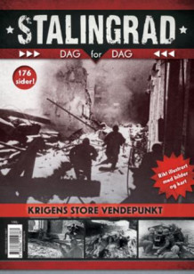 Stalingrad dag for dag av Jason Turner (Heftet)