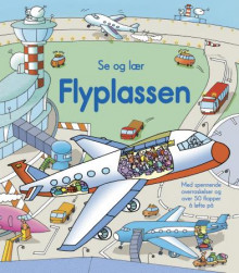 Flyplassen av Rob Lloyd Jones (Pappbok)