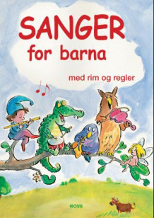 Sanger for barna (Ebok)