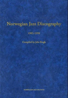 Norwegian jazz discography (Innbundet)