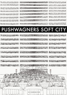 Pushwagners Soft City (Heftet)