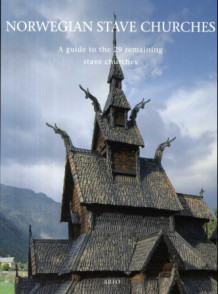 Norwegian stave churches av Jiri Havran (Heftet)