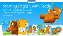 Starting English with Teddy av Julie Monsen (Pakke)