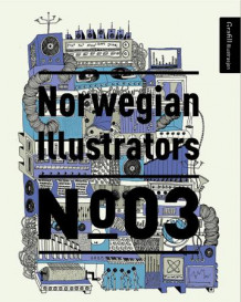 Norwegian illustrators no 03 (Heftet)