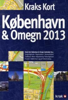 kart københavn og omegn Kraks kart København & omegn 2013 (Heftet)   Utland  kart københavn og omegn